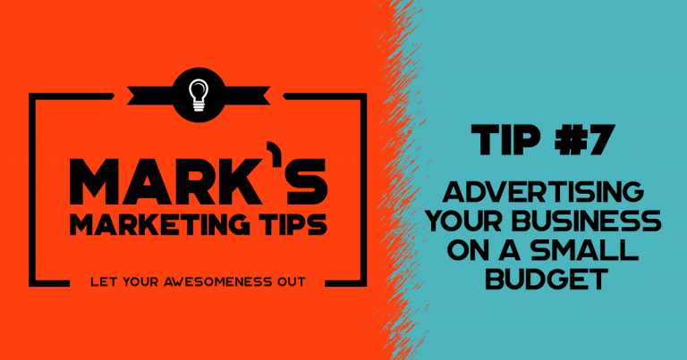 Advertising Your Business on a Small Budget