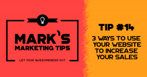 Use Your Website to Increase Sales